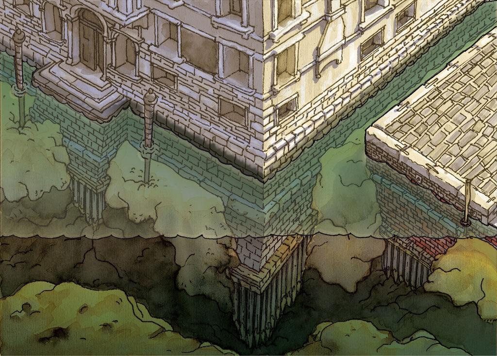 Les fondations de la s r nissime miscellan es v nitiennes - Consolidare fondamenta di una casa ...